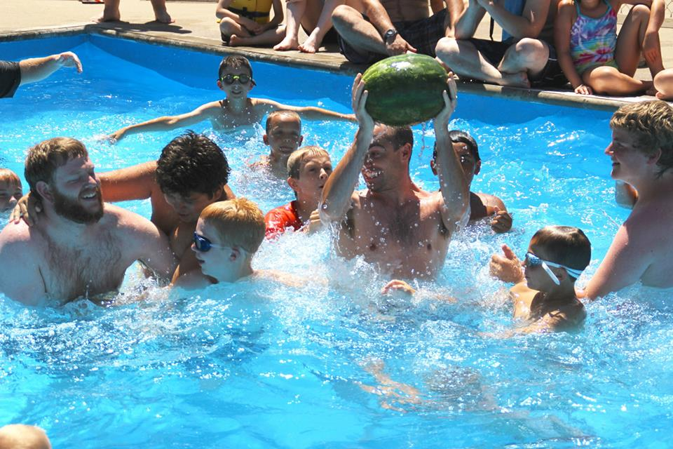 water olympics