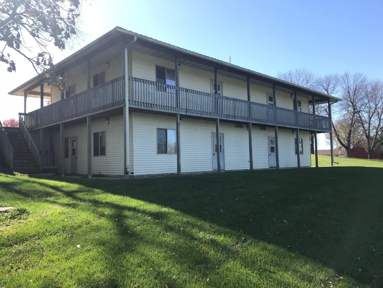 Cox Building Porch