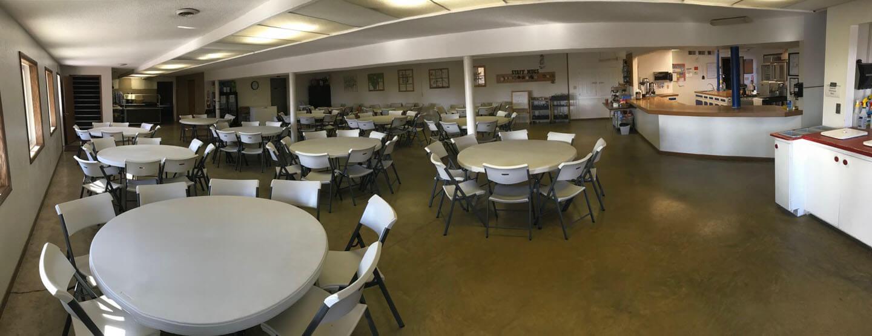 Dining Hall Newton